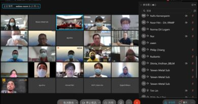 【活動花絮】2021台印尼產業鏈結高峰論壇-金屬加工分論壇