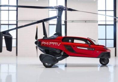 即將問世: 來自荷蘭的第一部飛行汽車
